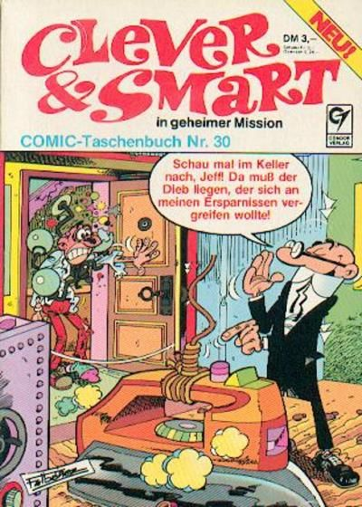 Cover for Clever & Smart (Condor, 1977 series) #30