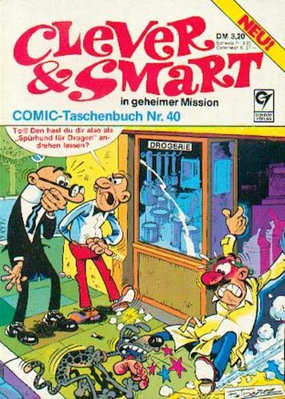 Cover for Clever & Smart (Condor, 1977 series) #40