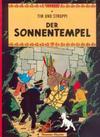 Cover for Tim und Struppi (Carlsen Comics [DE], 1997 series) #13 - Der Sonnentempel