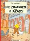 Cover for Tim und Struppi (Carlsen Comics [DE], 1997 series) #3 - Die Zigarren des Pharaos