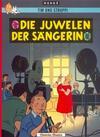 Cover for Tim und Struppi (Carlsen Comics [DE], 1997 series) #20 - Die Juwelen der Sängerin
