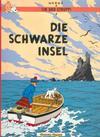Cover for Tim und Struppi (Carlsen Comics [DE], 1997 series) #6 - Die schwarze Insel