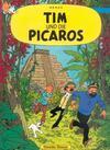 Cover for Tim und Struppi (Carlsen Comics [DE], 1997 series) #22 - Tim und die Picaros