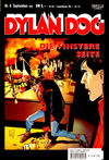 Cover for Dylan Dog (Carlsen Comics [DE], 2001 series) #6 - Die finstere Seite