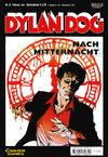 Cover for Dylan Dog (Carlsen Comics [DE], 2001 series) #11 - Nach Mitternacht