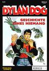 Cover for Dylan Dog (Carlsen Comics [DE], 2001 series) #13 - Geschichte eines Niemand