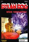 Cover for Dylan Dog (Carlsen Comics [DE], 2001 series) #15 - Böse Gedanken