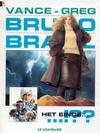 Cover for Bruno Brazil (Le Lombard, 1994 series) #11 - Het einde...!??