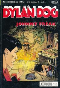 Cover Thumbnail for Dylan Dog (Carlsen Comics [DE], 2001 series) #8 - Johnny Freak