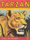 Cover for Tarzan (Pabel Verlag, 1956 series) #100