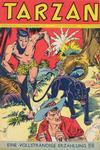 Cover for Tarzan (Pabel Verlag, 1956 series) #102