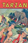Cover for Tarzan (Pabel Verlag, 1956 series) #106