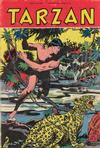 Cover for Tarzan (Pabel Verlag, 1956 series) #107