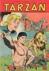Cover for Tarzan (Pabel Verlag, 1956 series) #114
