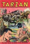 Cover for Tarzan (Pabel Verlag, 1956 series) #115