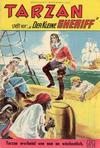 Cover for Tarzan (Pabel Verlag, 1956 series) #121