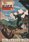 Cover for Kuifje (Le Lombard, 1946 series) #3/1954