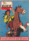 Cover for Kuifje (Le Lombard, 1946 series) #6/1954