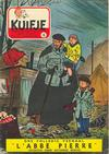 Cover for Kuifje (Le Lombard, 1946 series) #16/1954