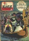 Cover for Kuifje (Le Lombard, 1946 series) #6/1955