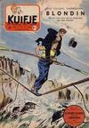 Cover for Kuifje (Le Lombard, 1946 series) #9/1955