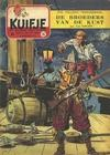 Cover for Kuifje (Le Lombard, 1946 series) #16/1955
