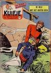 Cover for Kuifje (Le Lombard, 1946 series) #5/1957