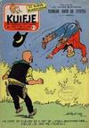 Cover for Kuifje (Le Lombard, 1946 series) #6/1957