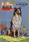 Cover for Kuifje (Le Lombard, 1946 series) #8/1957