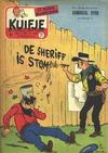 Cover for Kuifje (Le Lombard, 1946 series) #21/1957