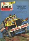 Cover for Kuifje (Le Lombard, 1946 series) #33/1957
