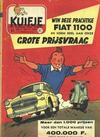 Cover for Kuifje (Le Lombard, 1946 series) #45/1957