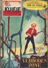 Cover for Kuifje (Le Lombard, 1946 series) #2/1958