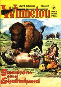 Cover Thumbnail for Karl May/Winnetou (Norbert Hethke Verlag, 2001 series) #1