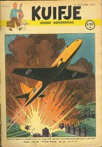 Cover Thumbnail for Kuifje (Le Lombard, 1946 series) #6/1946