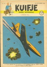 Cover Thumbnail for Kuifje (Le Lombard, 1946 series) #10/1946