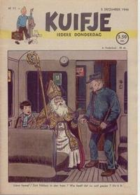 Cover Thumbnail for Kuifje (Le Lombard, 1946 series) #11/1946
