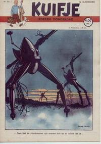 Cover Thumbnail for Kuifje (Le Lombard, 1946 series) #2/1947
