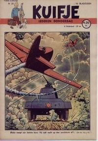 Cover Thumbnail for Kuifje (Le Lombard, 1946 series) #20/1947