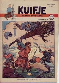 Cover Thumbnail for Kuifje (Le Lombard, 1946 series) #21/1947