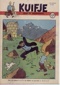 Cover Thumbnail for Kuifje (Le Lombard, 1946 series) #23/1947