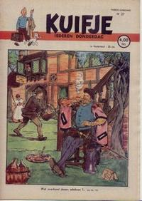 Cover Thumbnail for Kuifje (Le Lombard, 1946 series) #27/1947