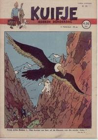 Cover Thumbnail for Kuifje (Le Lombard, 1946 series) #35/1947