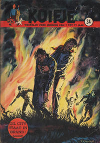 Cover Thumbnail for Kuifje (Le Lombard, 1946 series) #34/1952