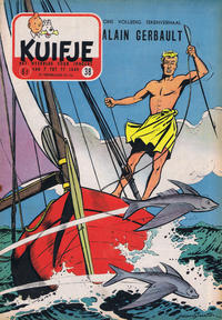 Cover Thumbnail for Kuifje (Le Lombard, 1946 series) #38/1956