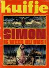 Cover for Kuifje (Le Lombard, 1946 series) #52/1975