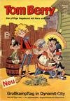Cover for Tom Berry (Pabel Verlag, 1968 series) #1