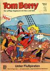 Cover for Tom Berry (Pabel Verlag, 1968 series) #3
