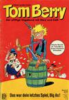 Cover for Tom Berry (Pabel Verlag, 1968 series) #19