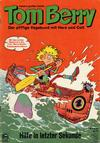 Cover for Tom Berry (Pabel Verlag, 1968 series) #20